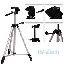 "53"" WT-330A Universal Portable Digital Camera Tripod for Sony Canon + Bag"