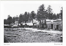 """~Post Card~""""Old Town Spring""""  (Slope of Mars Hill)  @ Flagstaff, Az. (#36)"""