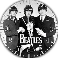 """THE Beatles wall Clock 10"""" will be nice Gift and Room wall Decor E174"""