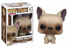Funko Pop Pets - French Bulldog Vinyl Action Figure