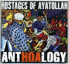Hostages Of Ayatollah - AntHOAlogy CD+DVD Terrorgruppe Bottrops Sons Of Sadism