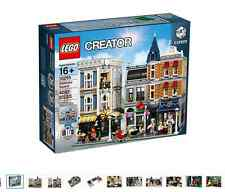 2017 New LEGO 10255 Assembly Square Creator