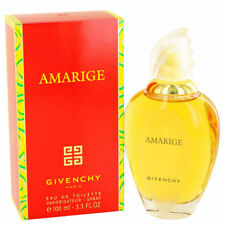 Amarige By Givenchy 3.3 / 3.4 Oz EDT Spray New In Box Sealed Perfume For Women