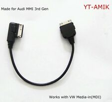 Volkswagen AMI MMI 000051446L iPhone iPod in car Cable OEM VW