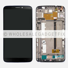 US New Alcatel One Touch Hero OT-8020D 8020 LCD Screen Touch Digitizer + Frame
