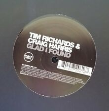 "Tim Richards & Graig Harris ""Glad I Found"" * BVR12061"