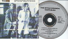 THE STYLE COUNCIL CD-SINGLE CAFE BLEU ( 1987)  PAPPCOVE