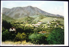 MILL VALLEY CA ~ 1900's Town View ~ Mt. Tamalpais in Background
