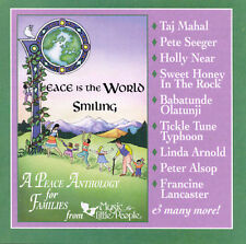 Peace is the World Smiling 1996 Music for Little People 1996 compilation CD