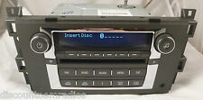07 08 09 Cadillac DTS AM FM Radio 6 Disc Cd Changer MP3 Player 25818944 BF110B