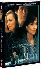 The Ice Storm,1997 (DVD,All,Sealed,New,Keep Case) Kevin Kline, Sigourney Weaver