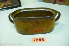Nr. 7555.  Alter Tontopf Franken Tontopf  Keramik Topf Old Clay Pot