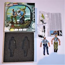 G.I. JOE ACTION FIGUREs 2007 Operation Flaming MOTH M.O.T.H. Pacific Theater MIB