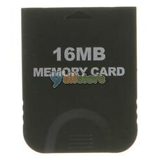 16MB Memory Card for Nintendo GameCube GC Wii Game 16 MB USA