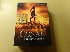 6-DISC DVD BOX / CONAN - THE ADVENTURER