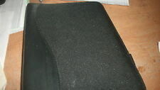 2005 SAAB 9-3 9-5 COUPE CONVERTIBLE OWNERS MANUAL ZIPPERED CASE W SAAB LOGO NICE