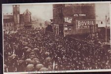 1916  --  MANIFESTATION DE MINEURS D ESCH SUR ALZETTE  Z680