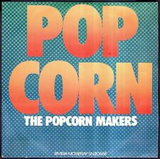 """THE POPCORN MAKERS - Popcorn / Toad InThe Hole - SPAIN SG 7"""" Riviera 1972"""