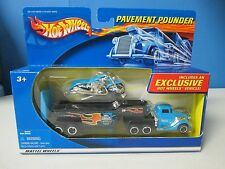 Hot Wheels Payment Pounder Custom Muscle Bikes