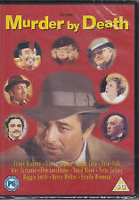 Murder By Death - Peter Falk, Peter Sellers, Maggie Smith New & Sealed R2 DVD