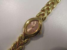 GR9 Vintage Pulsar by Seiko Quartz Gold St. Steel Dress Watch Women's Ladies