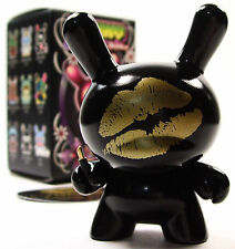 "Kidrobot Fatale Series Dunny THE BARONESS 1/200 CHASE Lipstick 3"" Vinyl Figure"