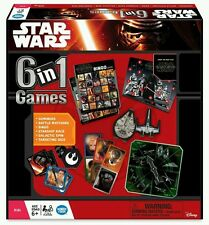 STAR WARS 6-IN-1 GAMES, CHEAPEST ON EBAY, NEW, BLACK FRIDAY DEAL