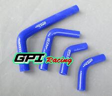 Honda CRF250 CRF250X CRF250R 2004- 2009 05 06 07 08 Silicone Radiator Hose BLUE