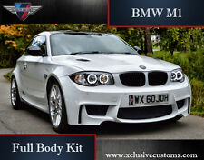 Bmw 1m De Cuerpo Completo Kit De Bmw Serie 1 E82 o E88 Bmw M1 Bodykit Bmw Coupe M Body Kit