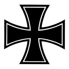 3x Eiserne Kreuz hooligan Hardcore Dynamo Wehrmacht a.c.a.b. acab Deutschland