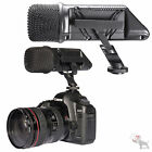 RODE STEREO Video Mic Camera Mounted Microphone for Canon 7D 5D T2i T3i Nikon