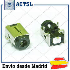 CONECTOR DC JACK   ASUS EEE PC 1000 serie: 1008P, 1015PED, 1015ped