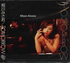 MISAO AIKAWA - TOMORROW - Japan CD - NEW J-POP