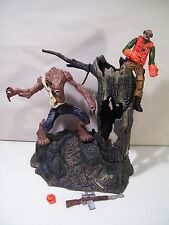 MCFARLANE MONSTERS WEREWOLF PLAY SET FIGURES SERIES 1 COMPLETE 1997