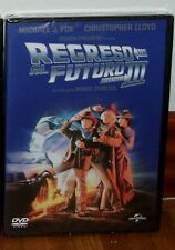 REGRESO AL FUTURO III-BACK TO THE FUTURE III-DVD-PRECINTADO-NUEVO-NEW-SEALED