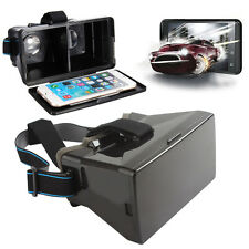 Universal 3D Headset VR Video Virtual Reality Glasses For iPhone 6 3.5~5.6''