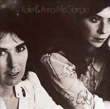 Kate & Anna Mcgarrigle by Kate & Anna McGarrigle (CD, 1994, Hannibal)