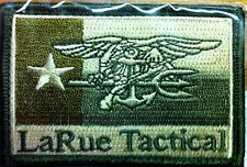 Larue Tactical Morale Patch - Navy Seal Patch - Brand New