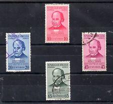 Venezuela Personajes año 1954 (BN-573)