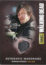 THE WALKING DEAD SEASON 4 PT.1 - M13 DARYL DIXON (NORMAN REEDUS) WARDROBE CARD