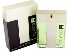 TL POUR LUI by Ted Lapidus 3.33 oz / 100 ML EDT Spray Men NEW IN BOX SEALED