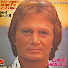 ++CLAUDE FRANÇOIS je vais à rio/c'es comme ça que l'on s'est aimé LP FLECHE VG++