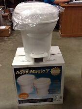 Thetford Aqua Magic V FOOT White Flush MFG # 31671
