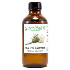 4 fl oz Tea Tree (Australia) Essential Oil (100% Pure & Natural) - GreenHealth