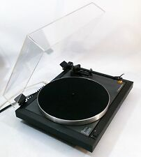 LINN AXIS TURNTABLE, LINN BASIK PLUS TONEARM  K9 CART - FREE UK DELIVERY
