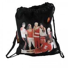 Isneys high school musical sacs noir avec bandoulière réglable