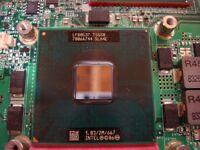 Advent 5401 SLA4E INTEL'06 T5550 CPU Processor CORE 2 DUO 1.83 ghz 2M cache 667