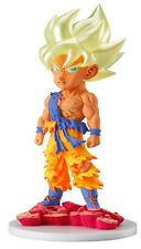 BANDAI Dragonball Super UG Ultimate Grade 2 Gashapon Figure (SS Goku) 8 cm