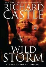 Wild Storm by Richard Castle (2014, Hardcover)
