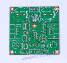 LM317 / LM337 +/-1.5V~37V Adjustable Dual Voltage Regulator Power Supply PCB